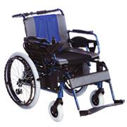 互邦HBLD2-B22电动轮椅 22寸大轮 双电机驱动