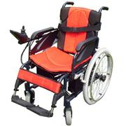 智维 EW8703A电动轮椅 手动加电动任意切换 方便可折叠