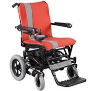康扬 KP-10.3电动轮椅 整车原装进口 冬夏两用座背垫轮椅