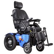 康扬 KP-45.3TR电动轮椅标准配备进口车型 适合舒适长距行驶使用