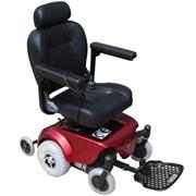 威之群 1011赛福一体型电动轮椅 高靠背座椅后轮驱动