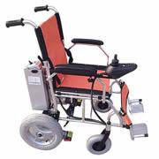 威之群 1029电动轮椅 超轻锂电池电动轮椅