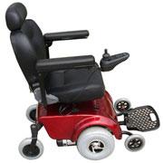威之群 1014赛福2电动轮椅 高靠背前轮驱动