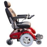 威之群 1015圣福电动轮椅 前轮驱动