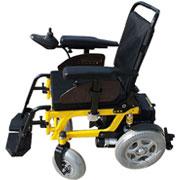 威之群 1018MAX电动轮椅 特大电池 超长距离电动轮椅