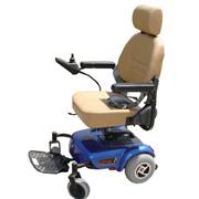 威之群 1024易趣电动轮椅 超小电动轮椅 方便上下轿车