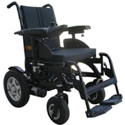 威之群 1020谷哥可折叠电动轮椅
