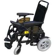 威之群 1022威乐电动轮椅 强壮车架 样式美观